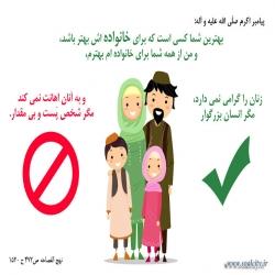 احترام به خانواده در اسلام